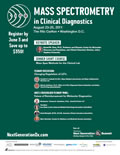 2011 Mass Spectrometry in Clinical Diagnostics Brochure
