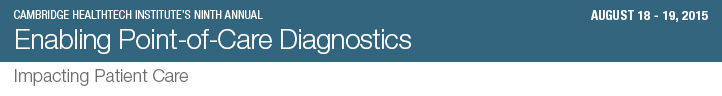 2015 Enabling Point-of-Care Diagnostics Track Banner
