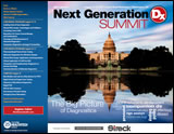 2017 Next Generation Dx Summit Brochure
